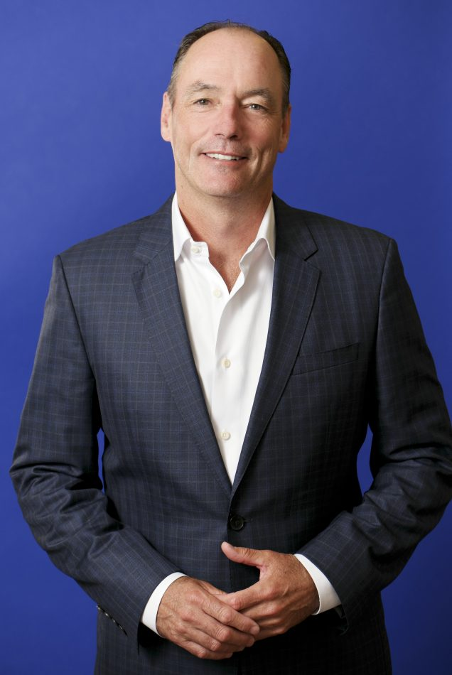 Tim Baxter, President and CEO of Samsung Electronics North America