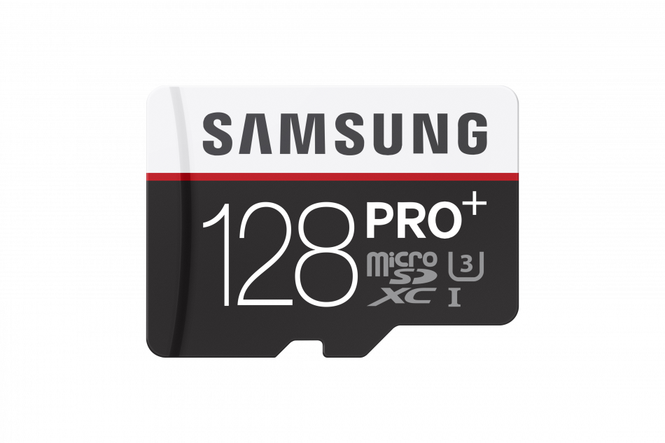 PRO Plus 128GB Micro SDXC