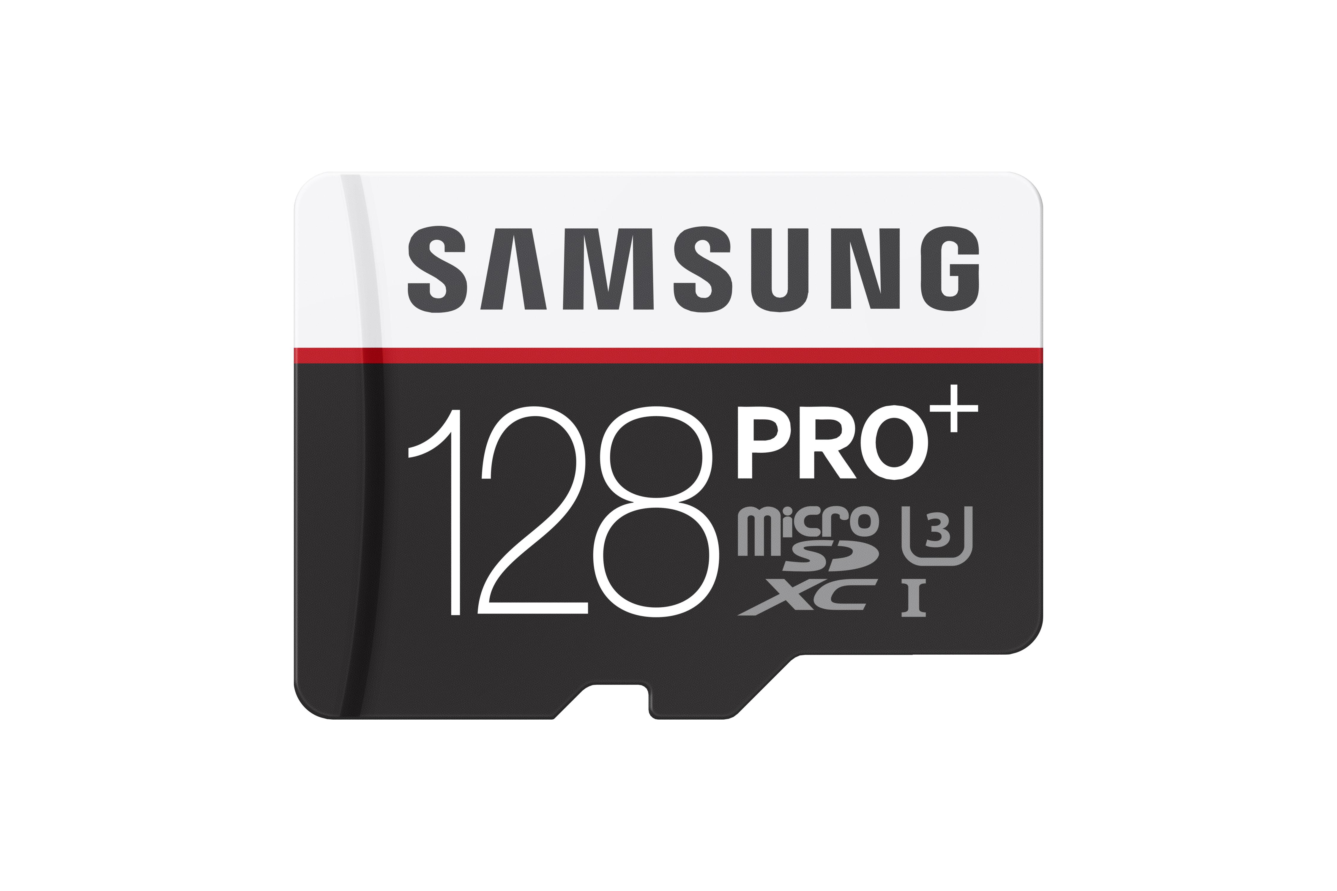 Samsung Electronics Raises the Bar with New PRO Plus 128GB ...