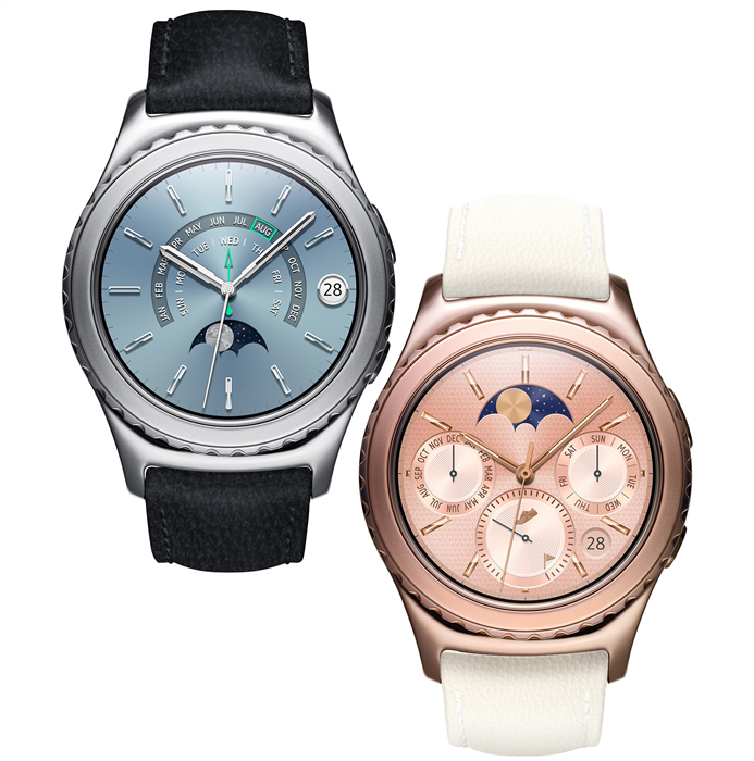 Samsung Gear S2 Greets the New Year with Bright New