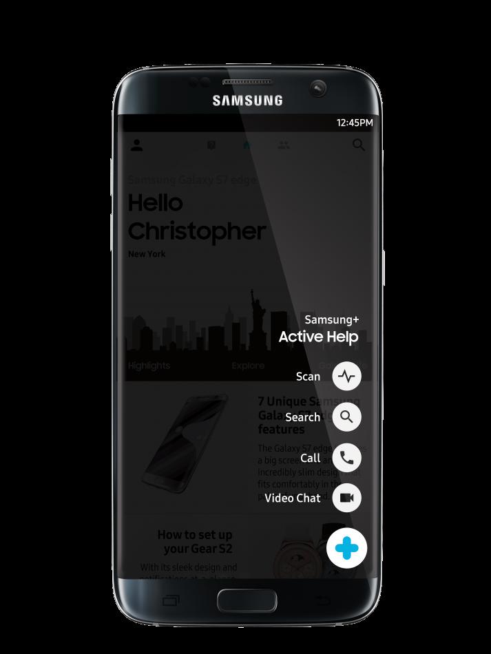 Samsung+ 3.0_Active Help