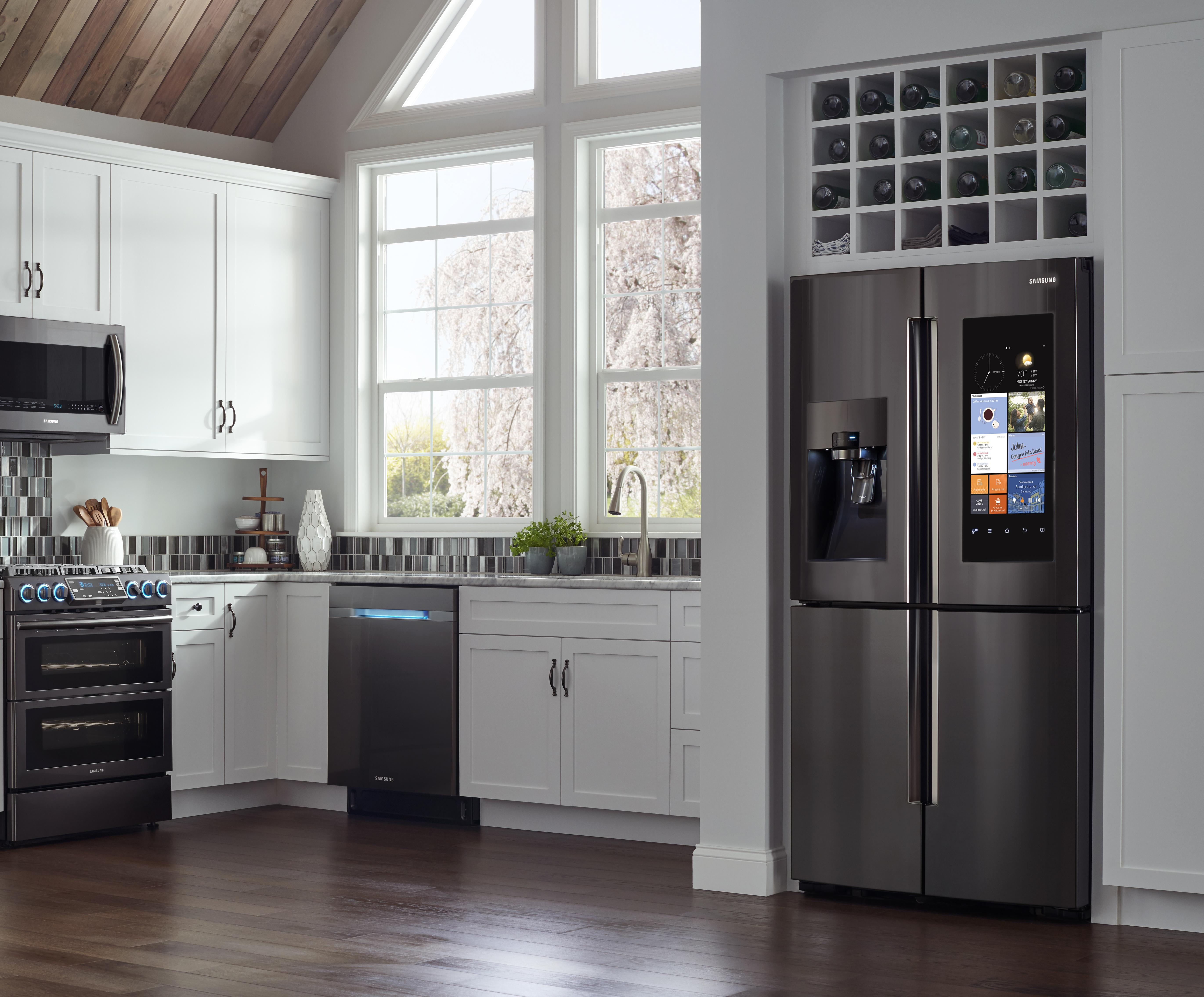 Samsung Reinvents the Refrigerator - Samsung US Newsroom