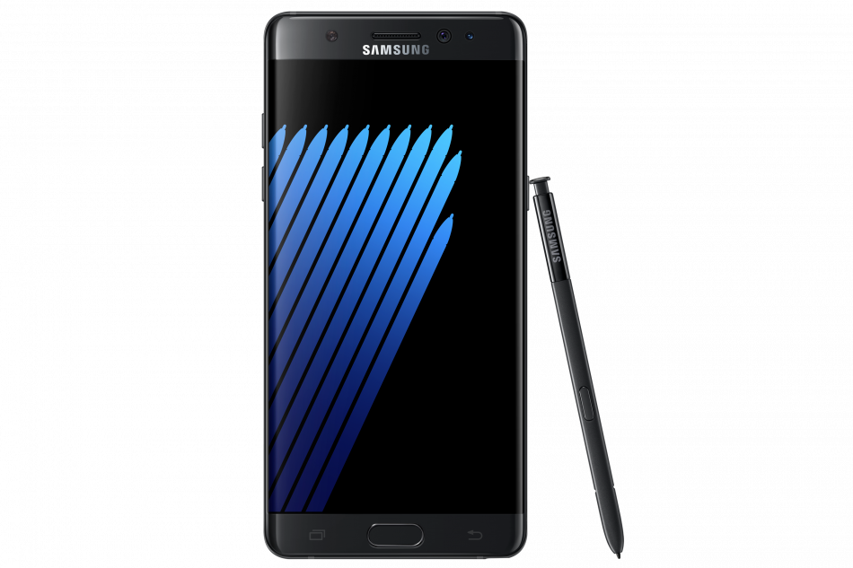 Samsung Galaxy Note7_Black Onix