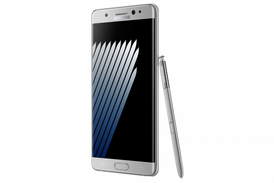Samsung Galaxy Note7_Silver