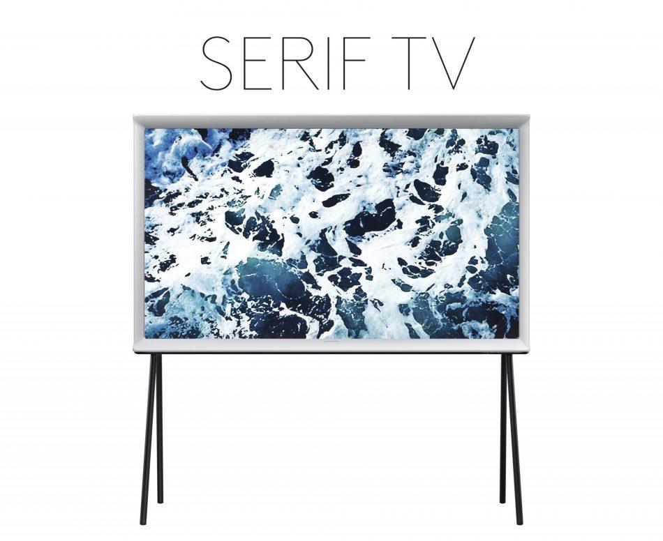 UN40LS001AF - SERIF TV