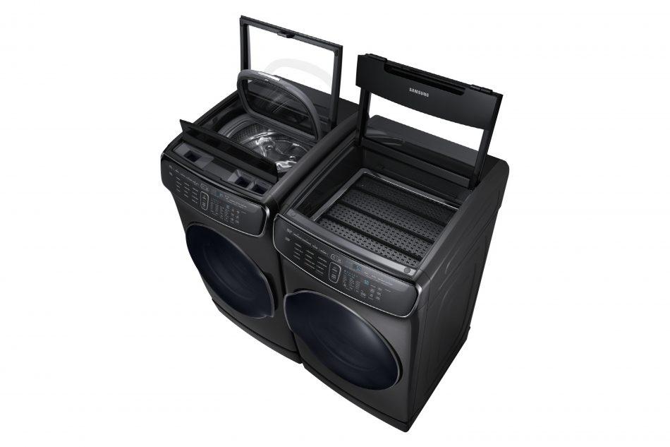 Samsung FlexWash™ + FlexDry™ laundry system