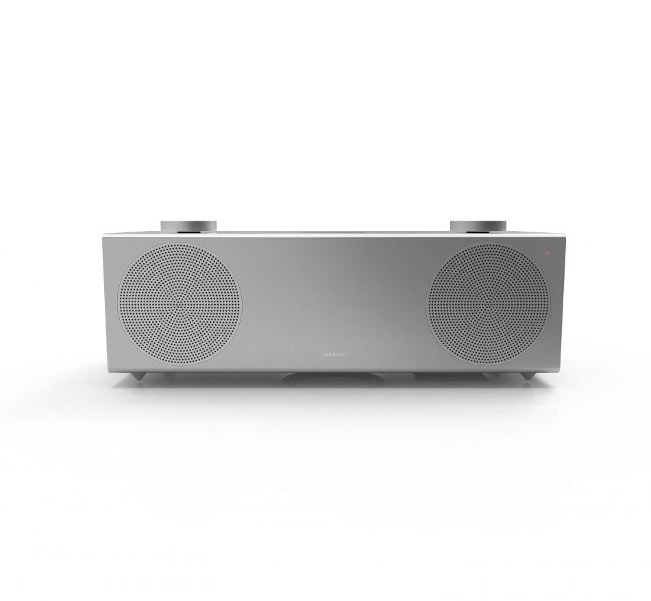 Samsung H7 Wireless Speaker, Silver