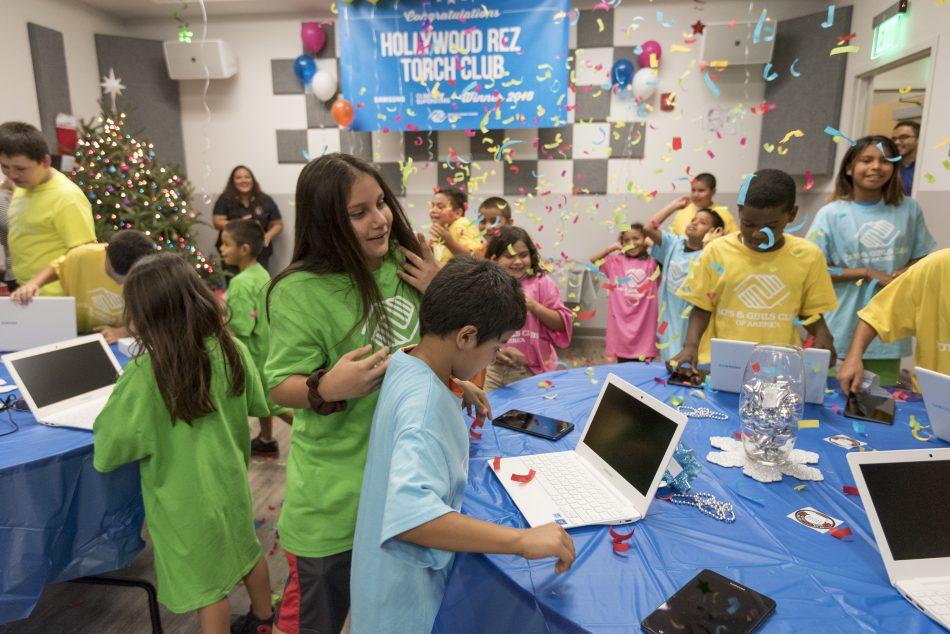 bgca boys and girls club climate superstars challenge