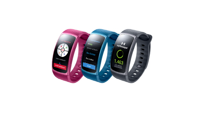 "4b65660ce8 ""This collaboration brings together the very best of Samsung wearable  technology with the unmatched sports performance of the Under Armour  brand,"" said, ..."