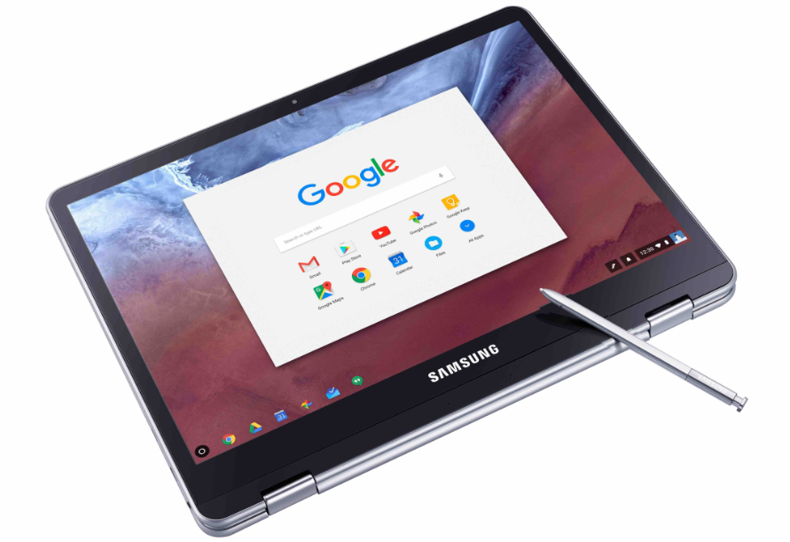 Samsung and Google Introduce the Next Generation Chromebook