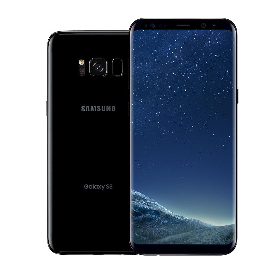 Samsung Galaxy S8+ Midnight Black