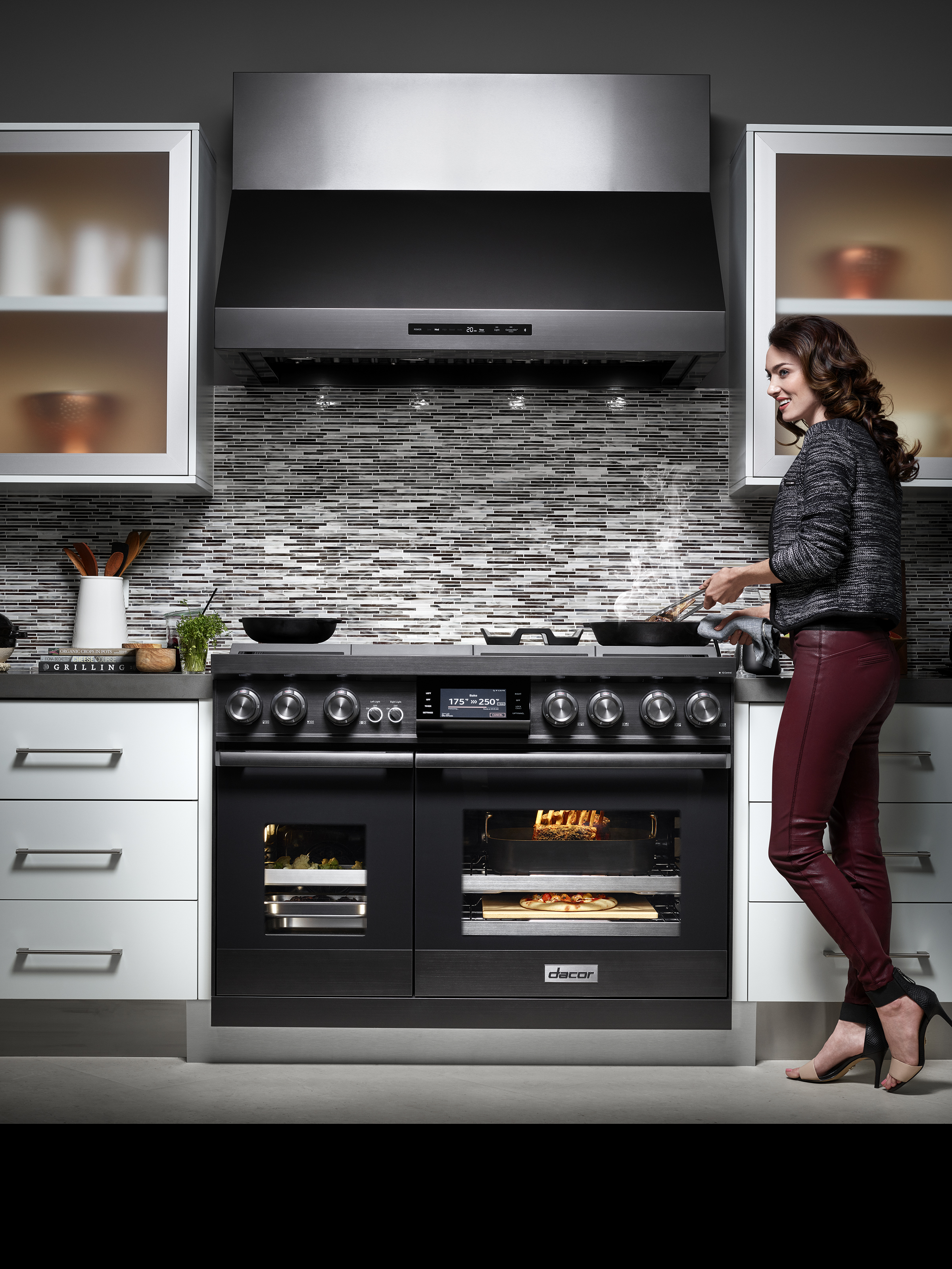 Dacor Introduces The Modernist Collection Of Luxury Appliances Samsung Us Newsroom