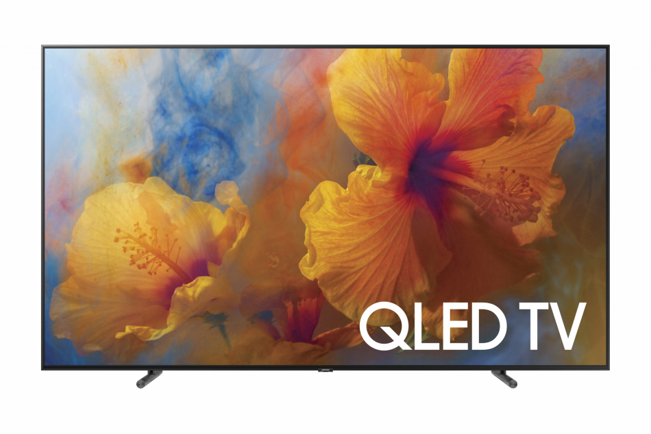 Samsung QLED Q9 Series Flat TV