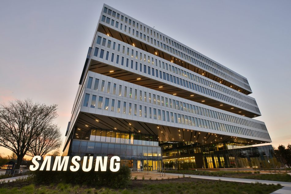 Samsung Semiconductor's North American headquarters in San Jose, CA.