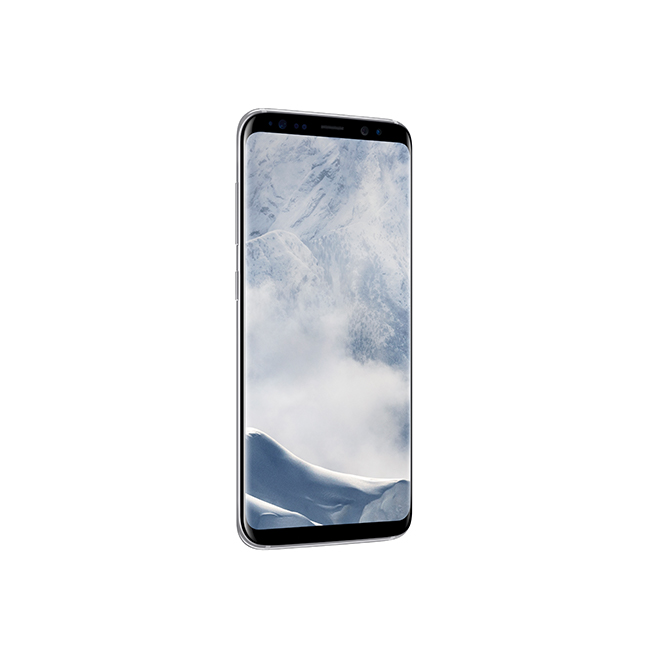 Galaxy S8|S8+ in Arctic Silver