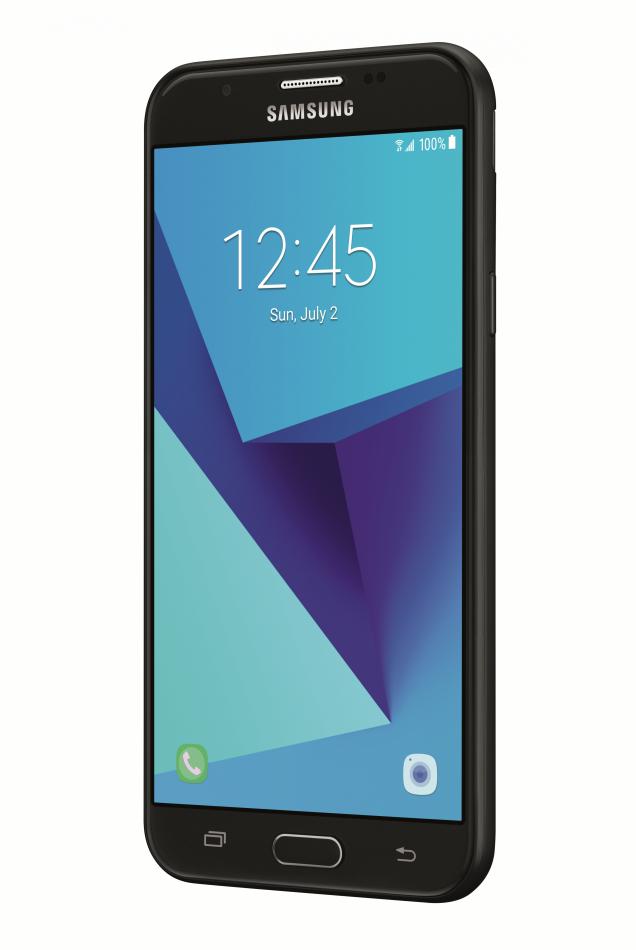 Samsung Galaxy J7, Unlocked, Left