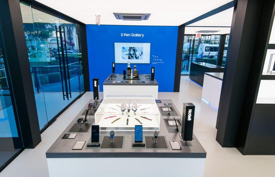 Samsung Galaxy Studio in Las Vegas, NV