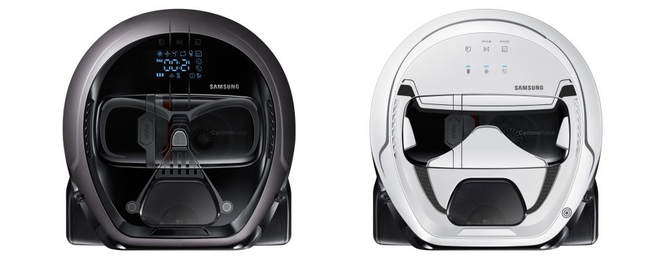 Samsung POWERBot VR7000 Star Wars limited edition