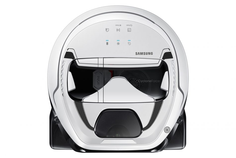 Samsung POWERBot VR7000 Star Wars limited edition - Stormtrooper