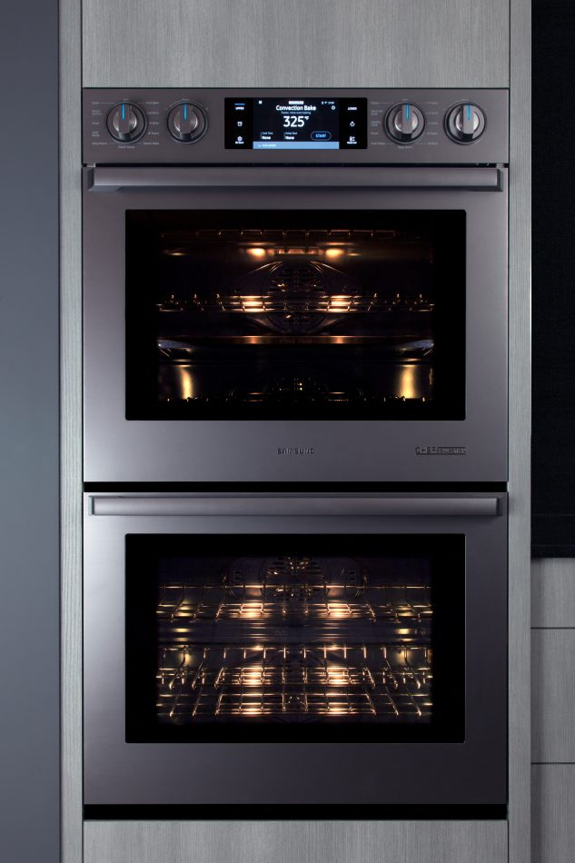 Samsung's Chef Collection Line of Premium Built-In Appliances