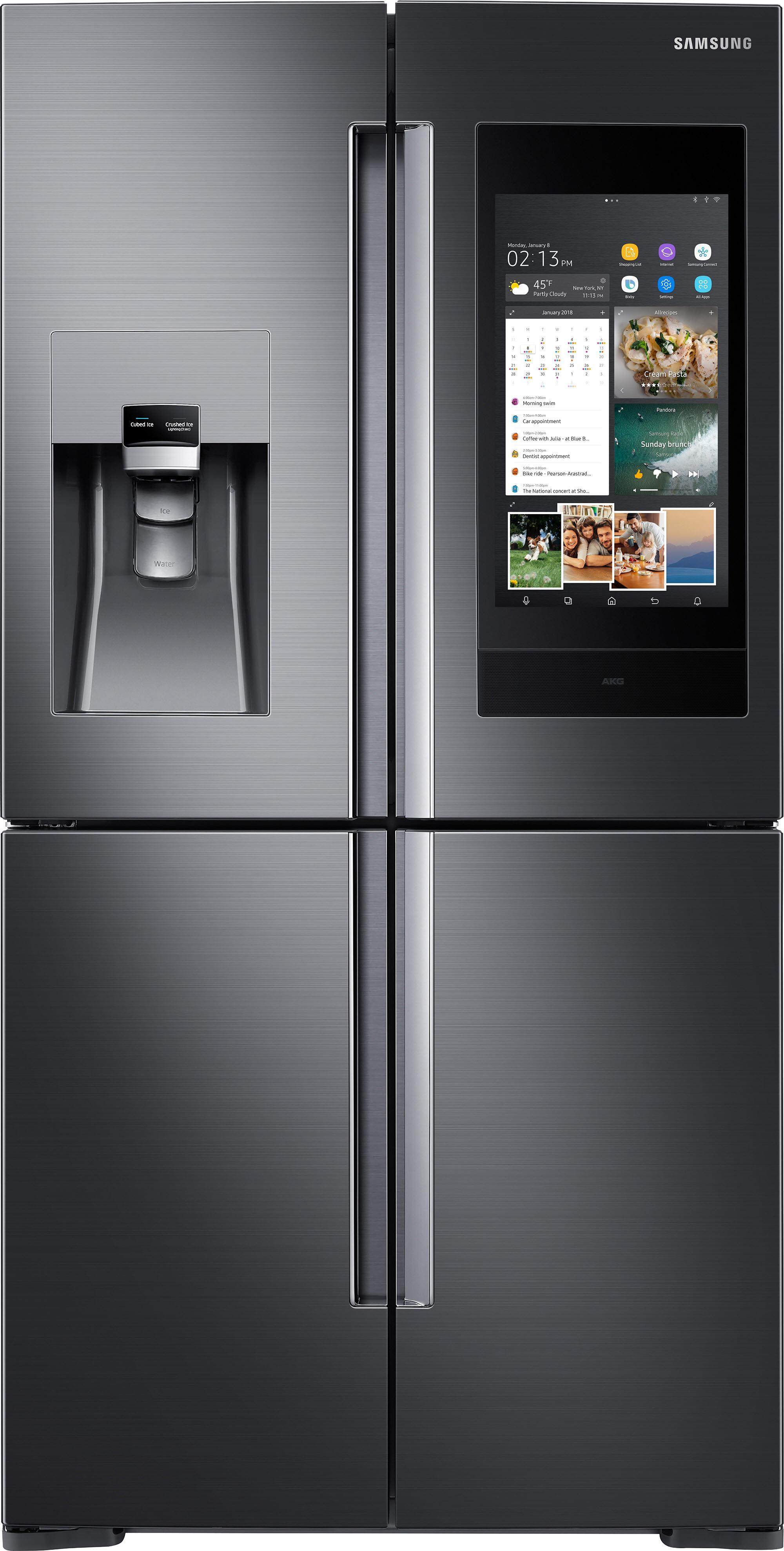 Samsung Electronics Debuts Next Generation Of Family Hub