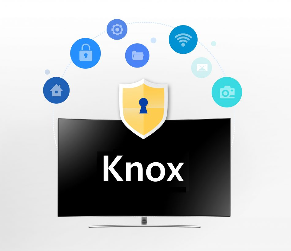 Samsung Smart TV Security with Knox