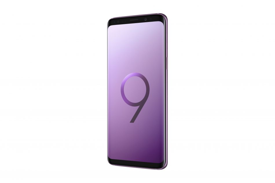 Samsung Galaxy S9, Lilac Purple