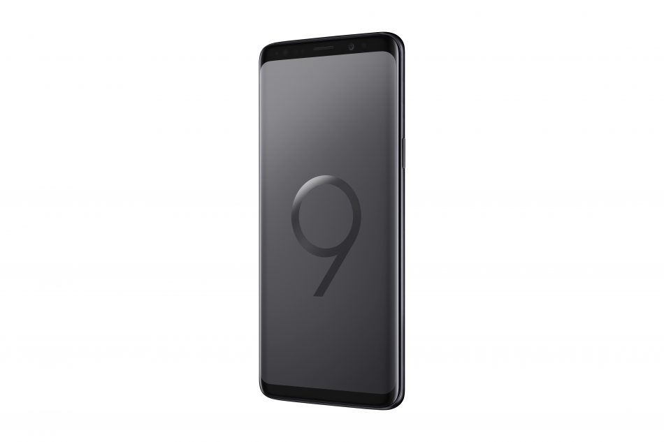 Samsung Galaxy S9, Black