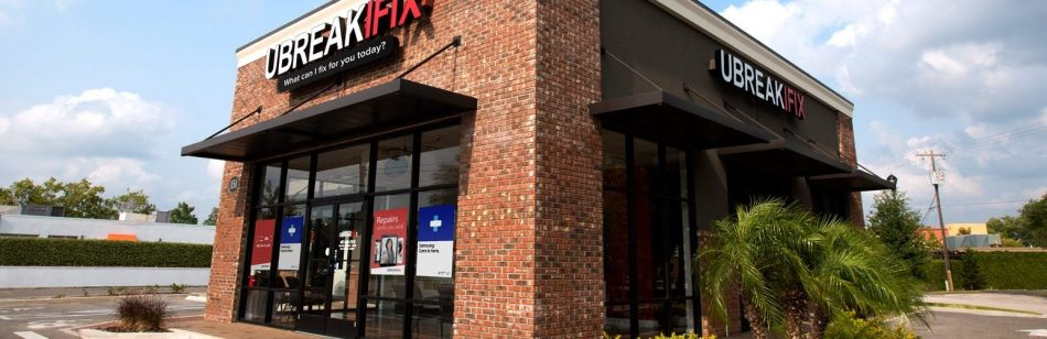 Galaxy phone owners can now get same-day, in person, authorized service at more than 300 UBreakIFix locations nationwide like the one pictured above in Winter Park, FL. (Photo Courtesy of UBreakIFix)