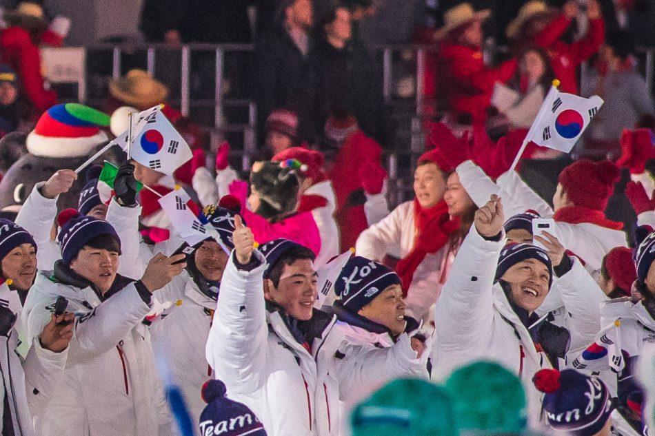 Korean Paralympians at PyeongChang 2018 Paralympic Winter Games
