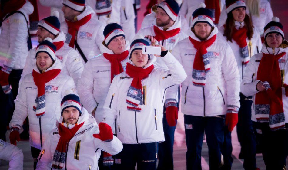Czech Paralympians at PyeongChang 2018 Paralympic Winter Games