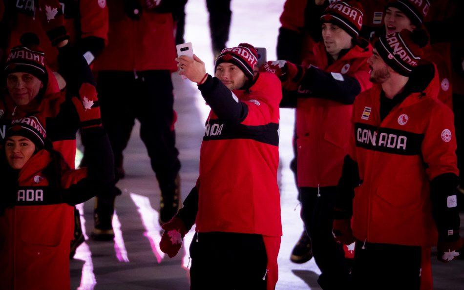 Canadian Paralympians at PyeongChang 2018 Paralympic Winter Games