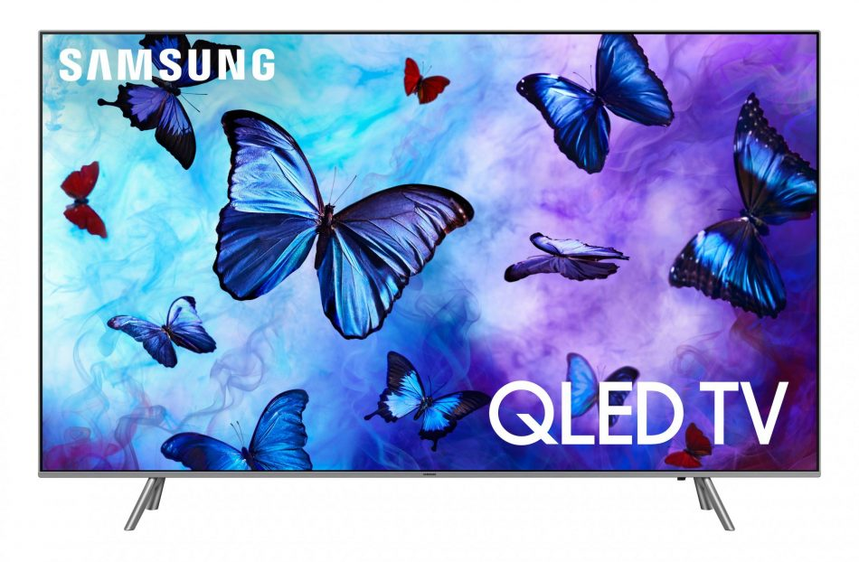 Samsung QLED TV, Q6FN