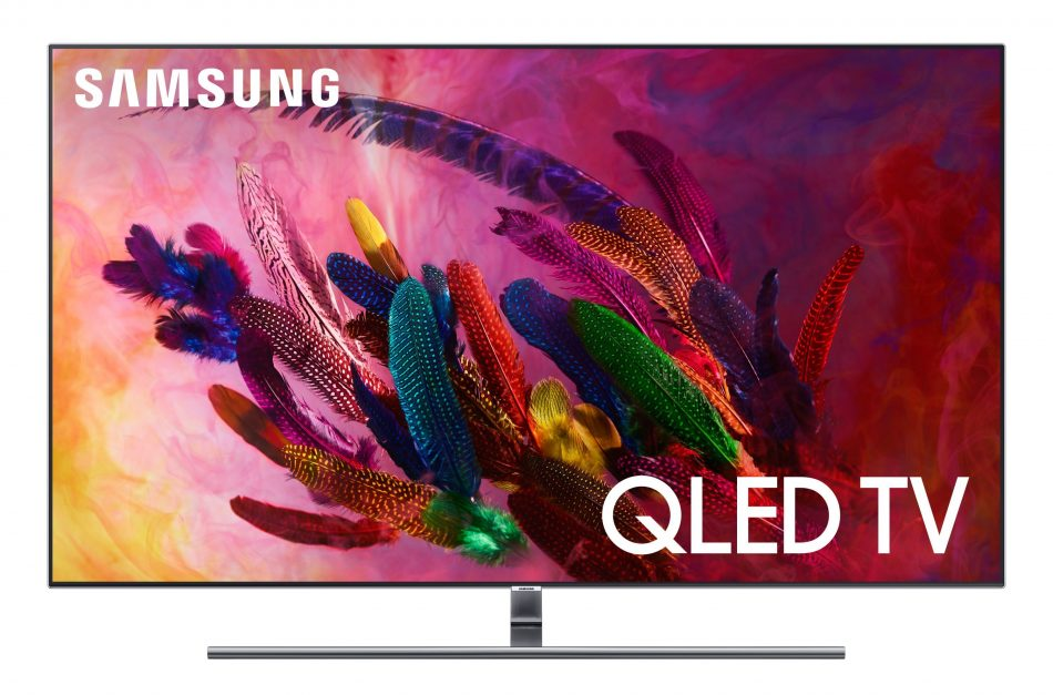Samsung QLED TV, Q7FN