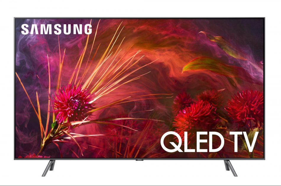 Samsung QLED TV, Q8FN