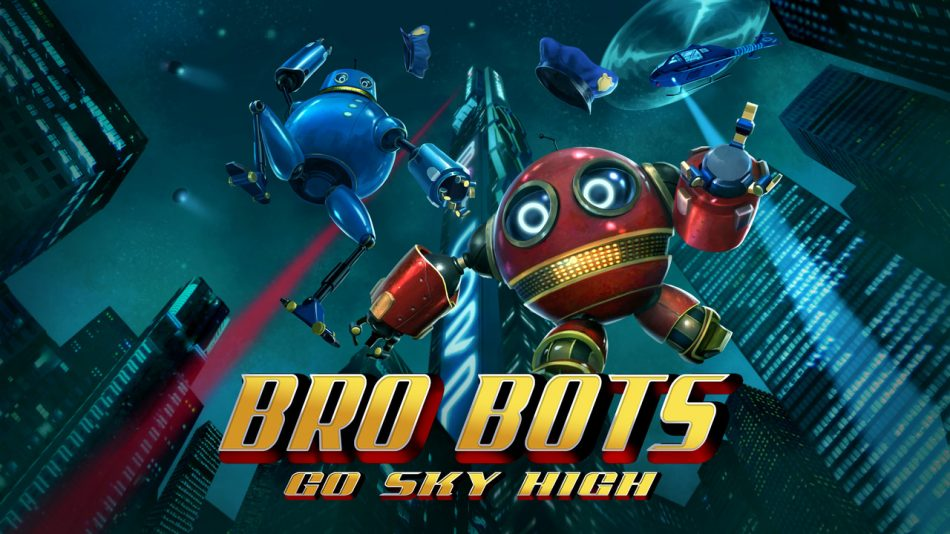 Gear VR Samsung VR Bro Bots Go Sky High_Thumbnail