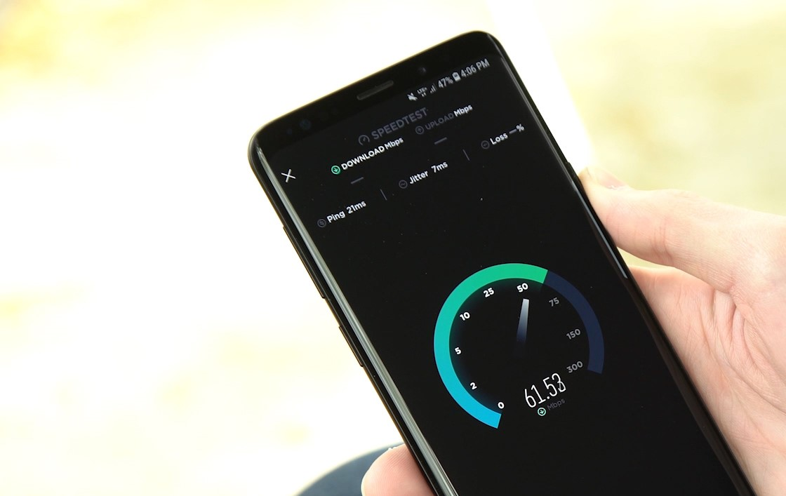 Don't Let Your Phone Slow You Down: New Data from Ookla