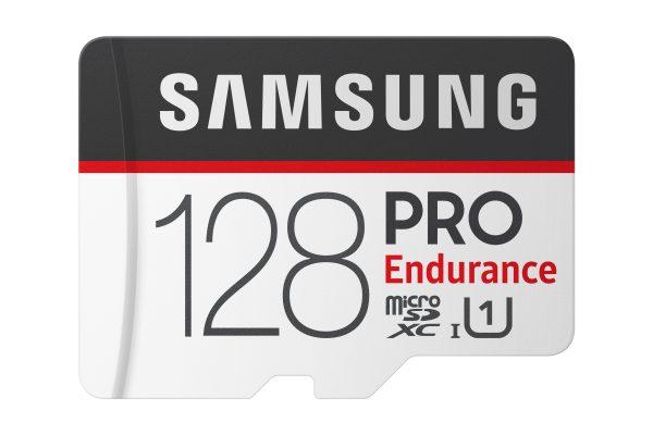 Samsung PRO Endurance microSDHC™/microSDXC™ card