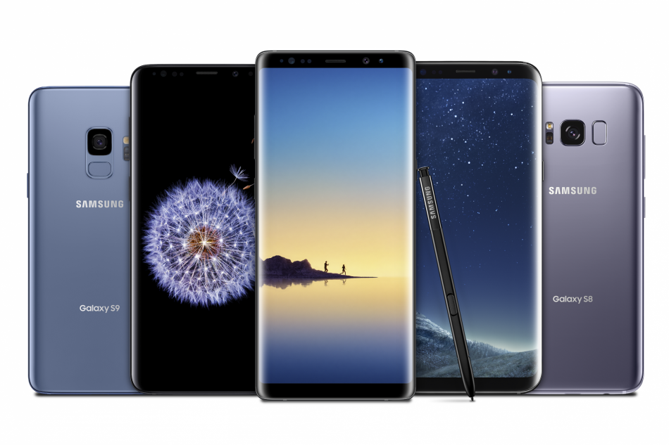 The Samsung S9, S8 and Note8 devices have met the security requirements of the U.S. Department of Defense.