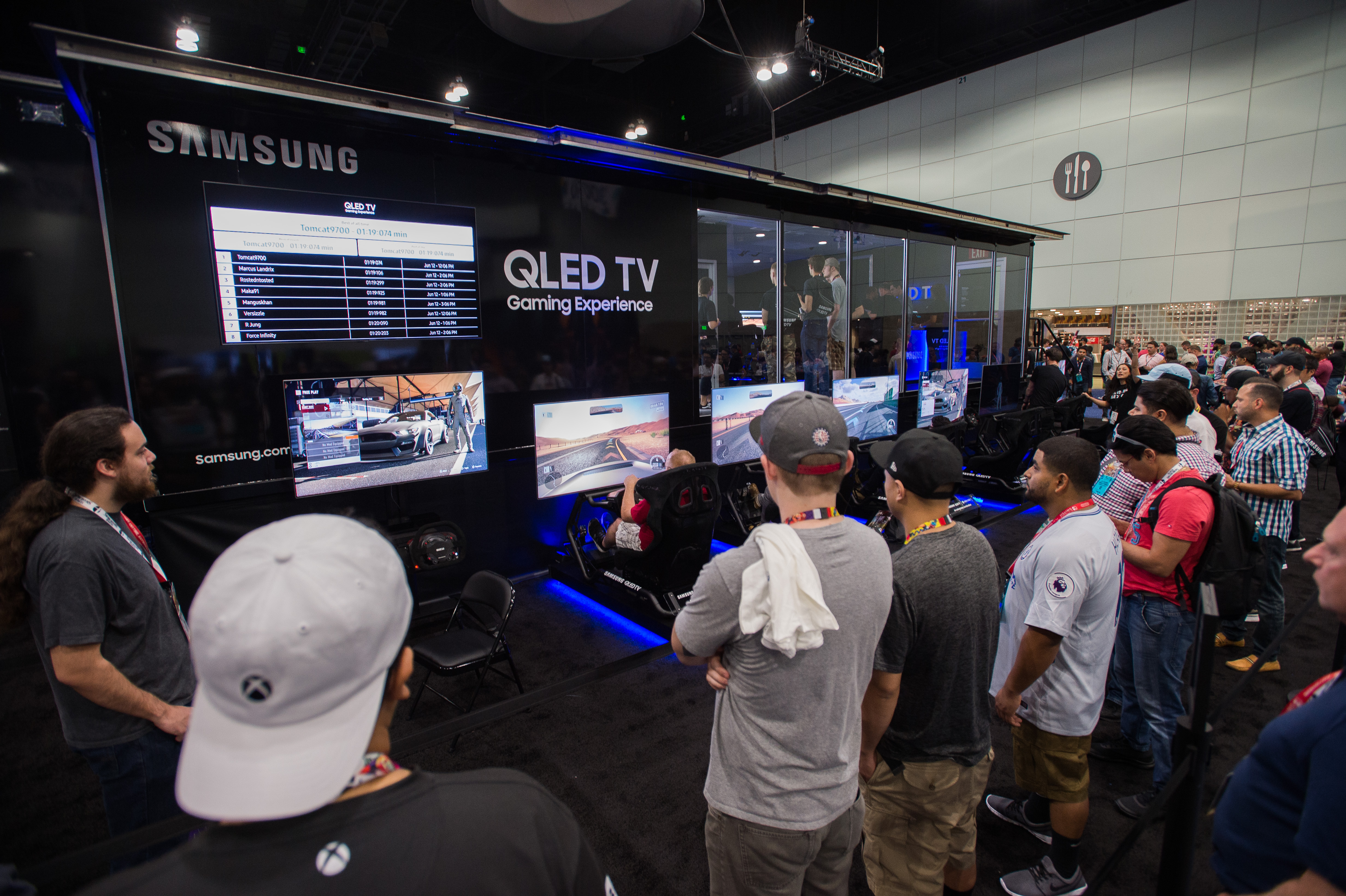 Samsung Takes the 2018 QLED TV Experience on Tour - Samsung