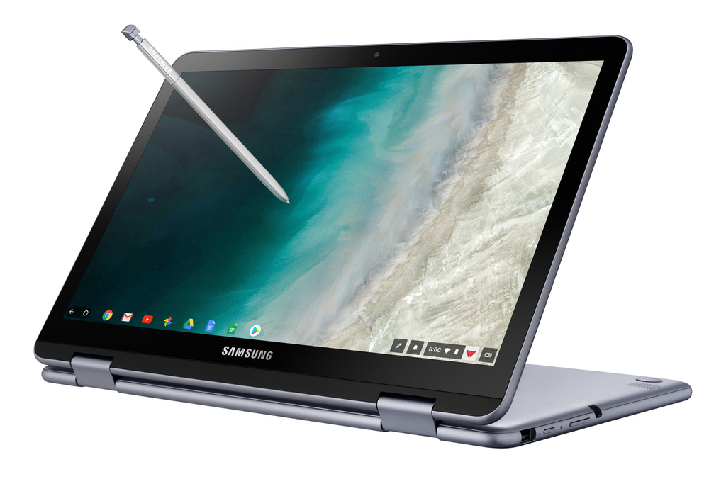 """For """"Always On"""" Consumers, the Always Connected Samsung Chromebook"""