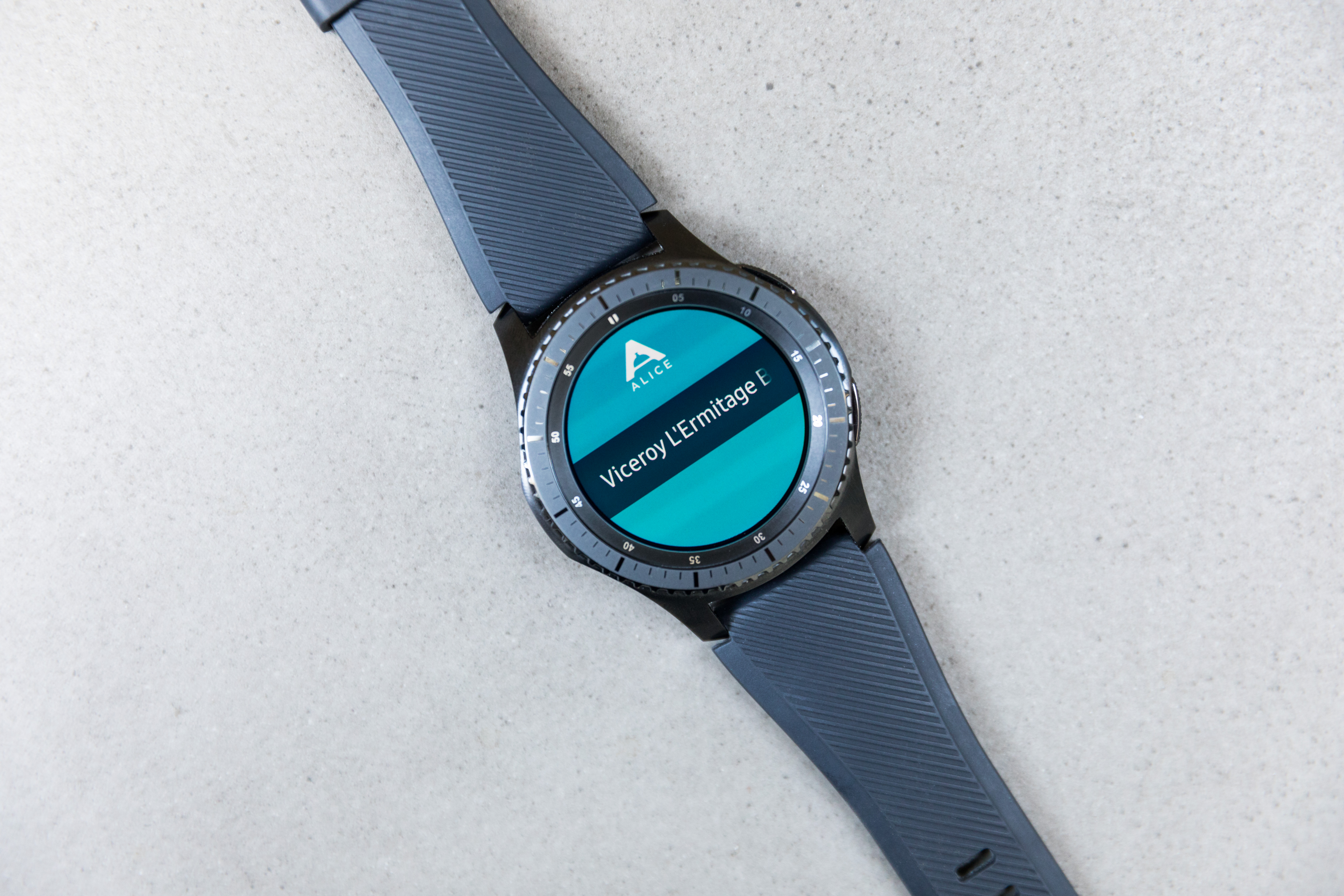Samsung and ALICE Debut New Smartwatch Solution for the