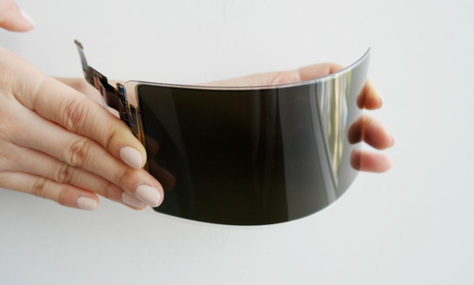 Samsung Unbreakable OLED Display