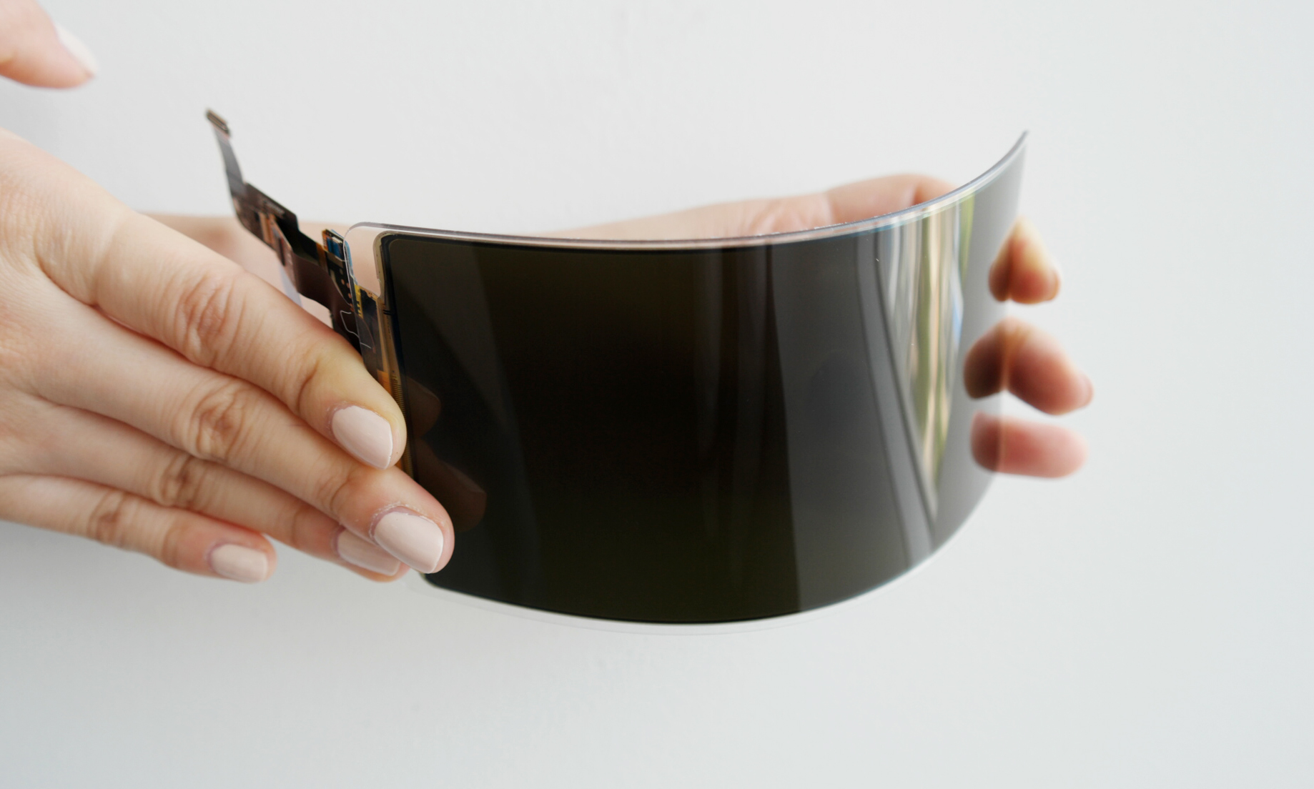 Samsung Display's 'Unbreakable Flexible Panel' Verified by UL ...