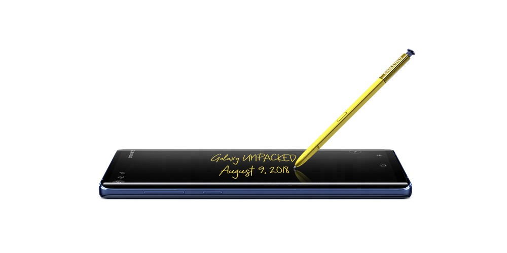 A Mobile Remote Control: The Galaxy Note9's Updated S Pen