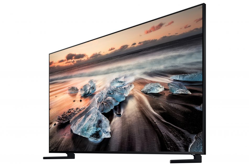 image of Samsung Q900FN 8K TV