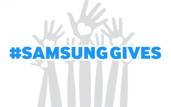 Charity - Samsung US Newsroom