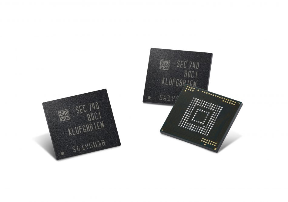 Samsung 512GB Universal Flash Storage