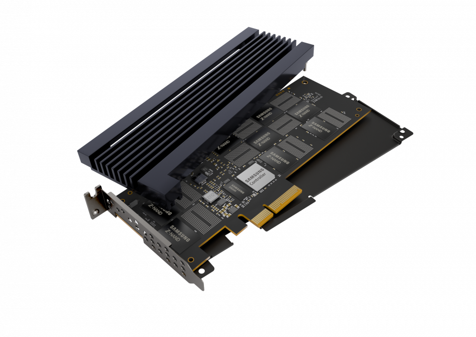 Samsung 3.84TB NVMe Z-SSD