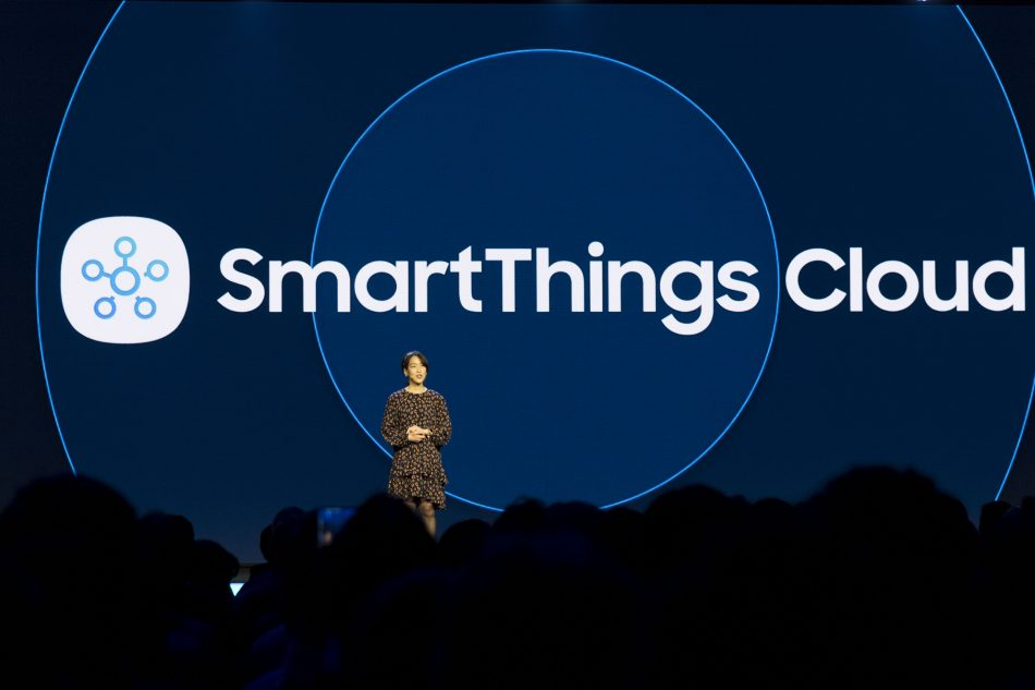 "Samsung's VP of Engineering, Dr. Jaeyeon Jung, described how the company is enriching SmartThings with new partnerships and devices, such as SmartThings Wifi and the SmartThings Button, to make staying connected at home simple. As she explained, ""This consistent and seamless SmartThings experience across multiple devices takes home automation to the next level."""